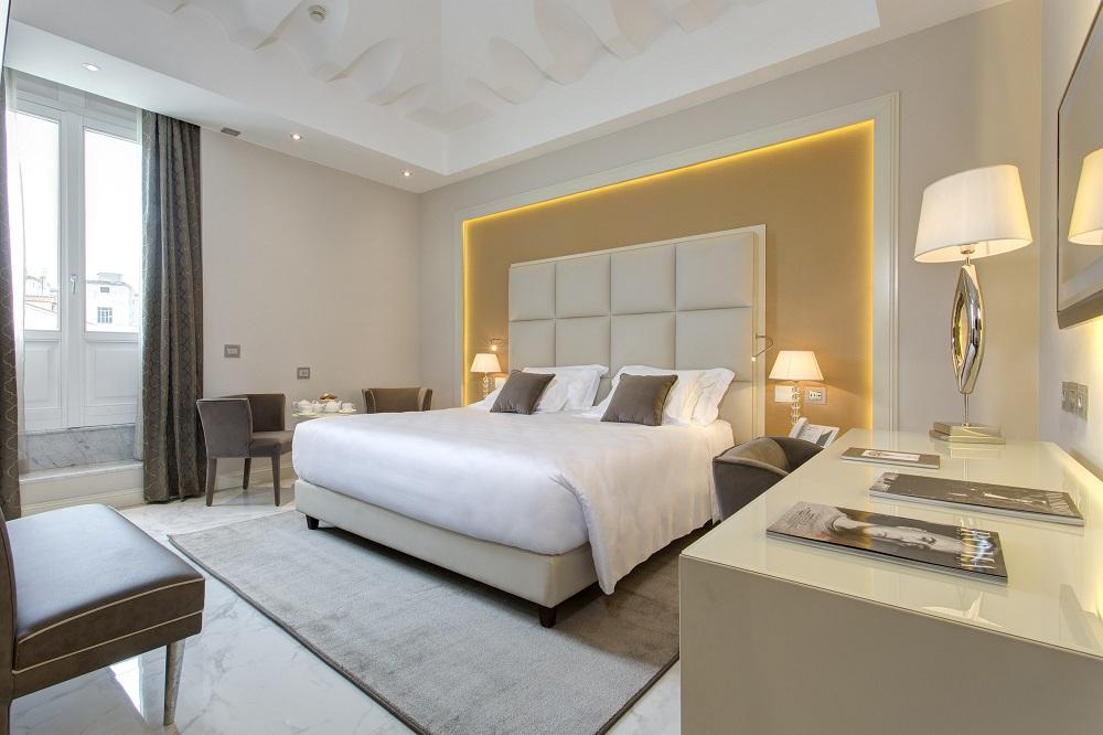 Aleph Rome Prestige Room