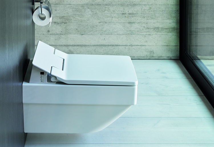 Duravit Vero Air with SensoWash