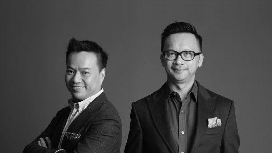 Ed Ng and Terence Ngan - AB Concept