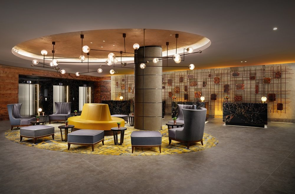 Hilton leading the way in hospitality industry design for Hotel design london