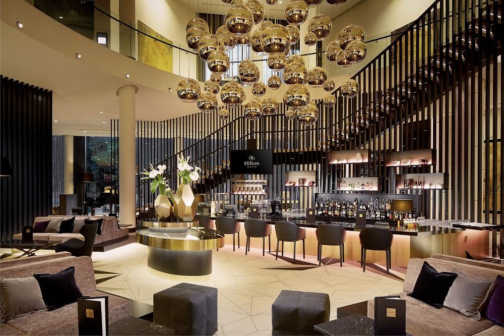 Hilton Tallinn Lobby