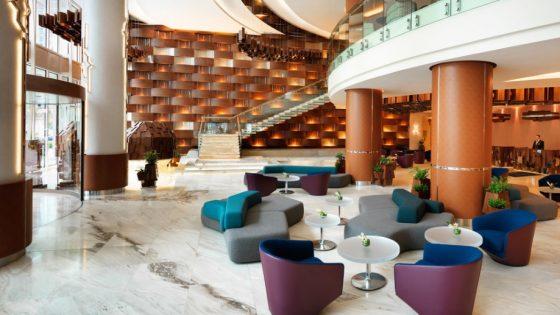 JW Marriott Baku - Henry Chebaane