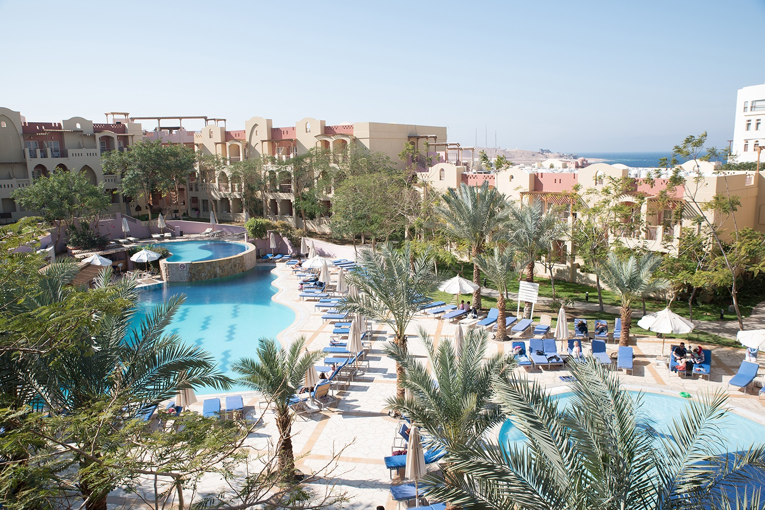 Swiss Belhotel - Grand Swiss-Belresort Tala Bay Aqaba
