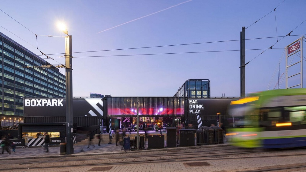 Boxpark, © Filthy Media Nick Caville