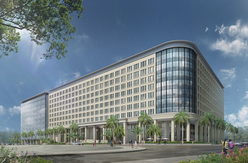 The Okura Prestige Yangon to Open in 2020