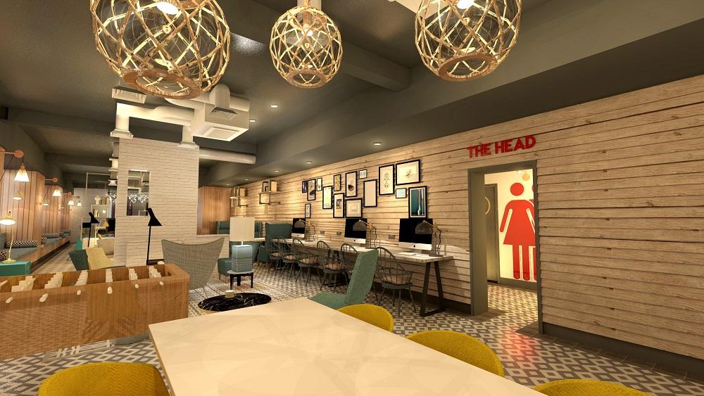 1504 Room 2 Southampton Lounge
