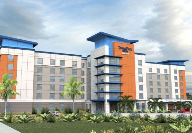 Marriott Hotel Universal Studios