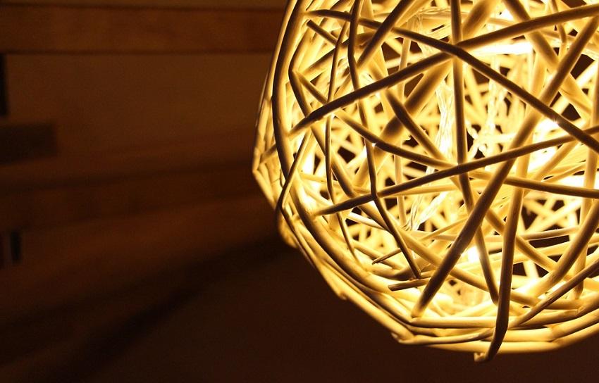 Lighting trends at Decorex 2017