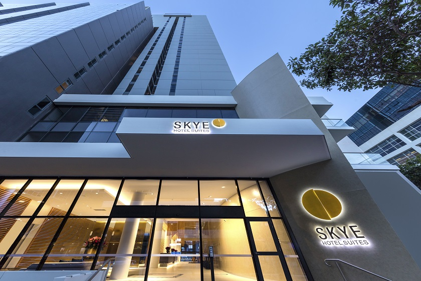 5-star hotel arrives in Parramatta with the opening of SKYE Hotel Suites