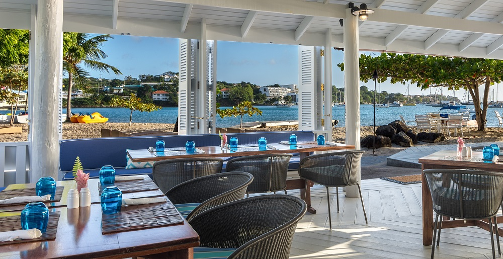Grenada's exclusive Calabash Luxury Boutique Hotel joins Relais & Châteaux