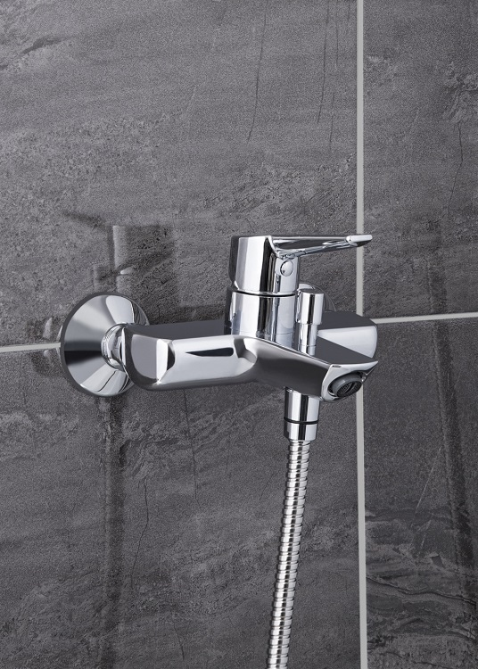 A42444 bath shower mixer recessed SOLID S from VitrA