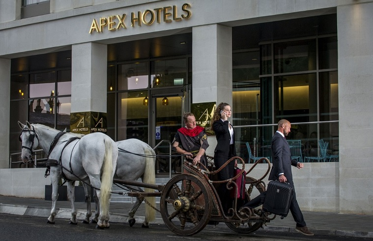 Apex Hotels - Bath property now open