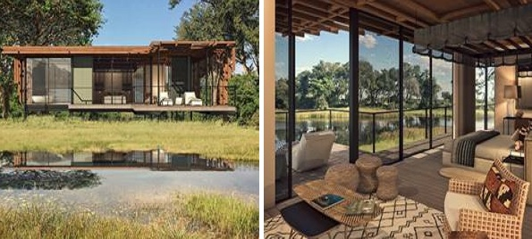 Wilderness Safaris' Qorokwe Camp – Luxury Eco-Chic in the Heart of the Delta