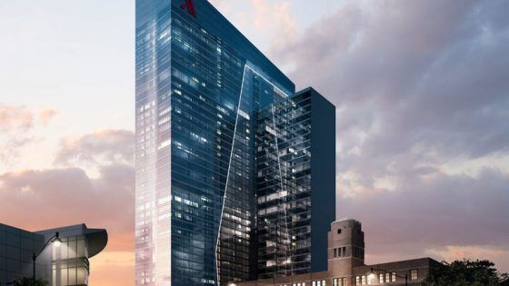 Chicago welcomes its newest mega hotel, Marriott Marquis