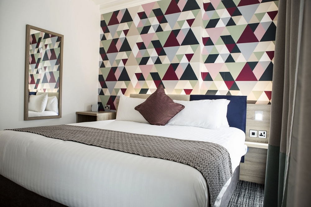 Sleeperz Hotels, the innovative UK budget hotel operator, has completed a 43-room expansion of its Cityroomz Edinburgh hotel with a new wing accessible via Princes Street