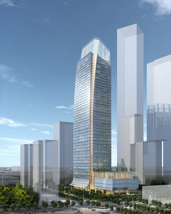 Plans announced for Four Seasons Hotel Dalian
