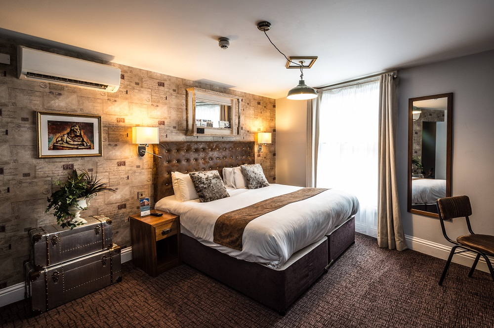 Mercure Nottingham City Centre Hotel Reveals Latest