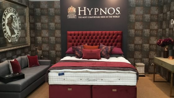 Hypnos at Decorex