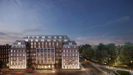 Very first standalone Four Seasons Private Residences to open