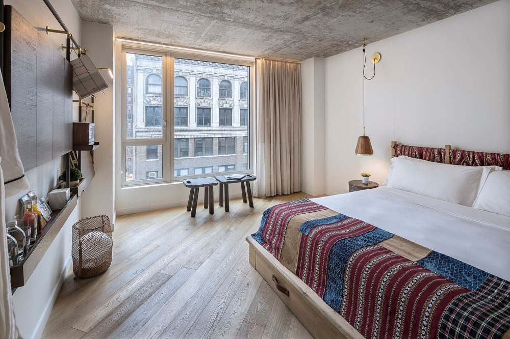 Made Hotel Opens In Nyc S Nomad Neighbourhood