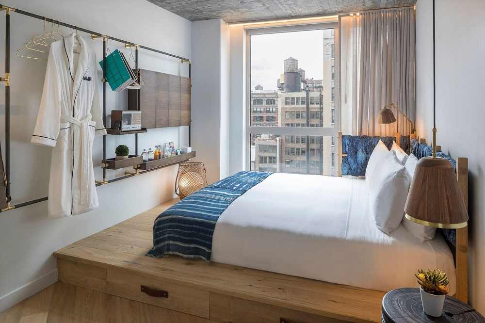MADE HOTEL OPENS IN NEW YORK CITY'S NOMAD NEIGHBOURHOOD