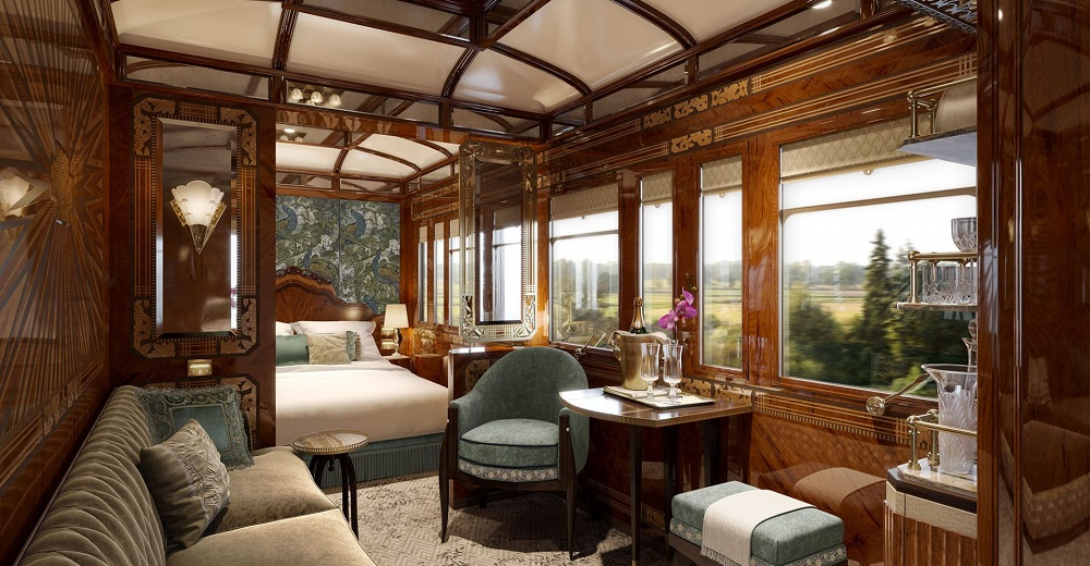 Wimberly Interiors - Orient Express