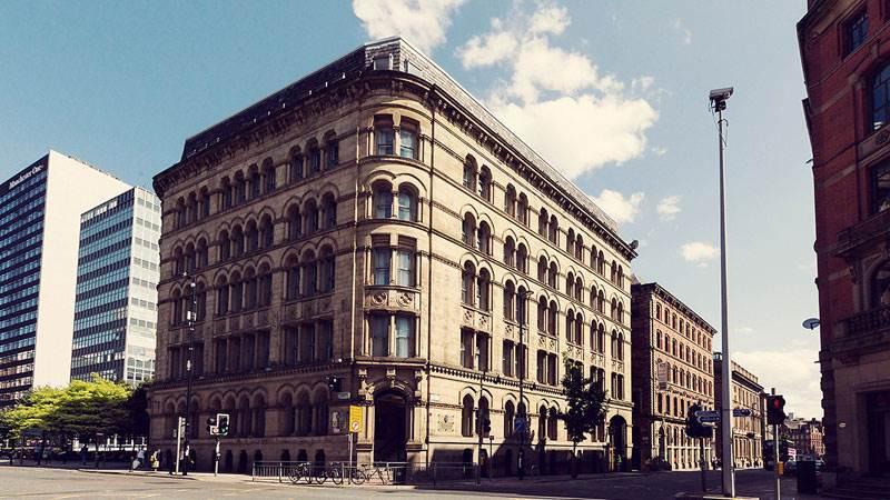 Principal Hotel Manchester History