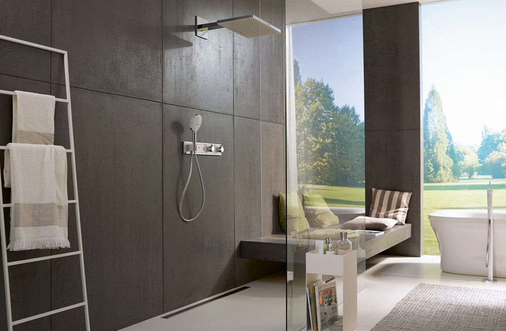Hansgrohe, AXOR at Sleep 2017