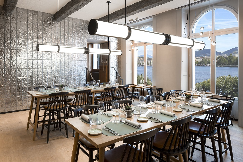 Hotel de la Paix, Geneva - B3 Designers