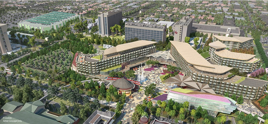 New Disney Hotel to open in 2021