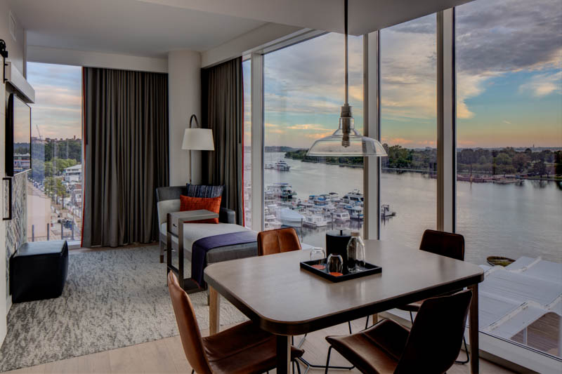 Canopy by hilton opens first us property in washington dc for Hotel design washington dc