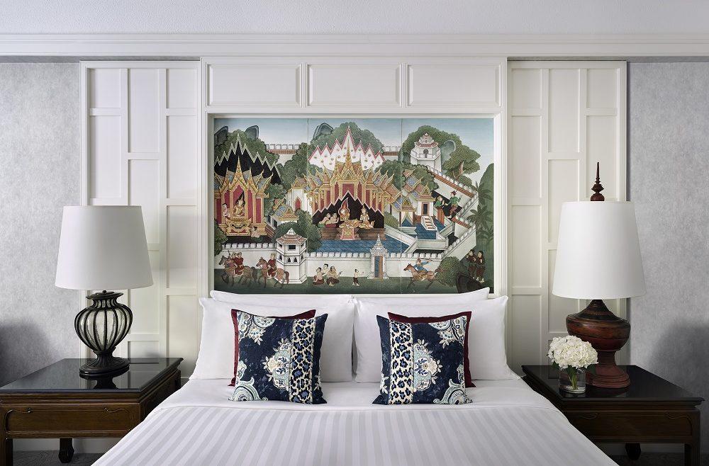 Anantara Siam Bangkok Hotel - Deluxe Room