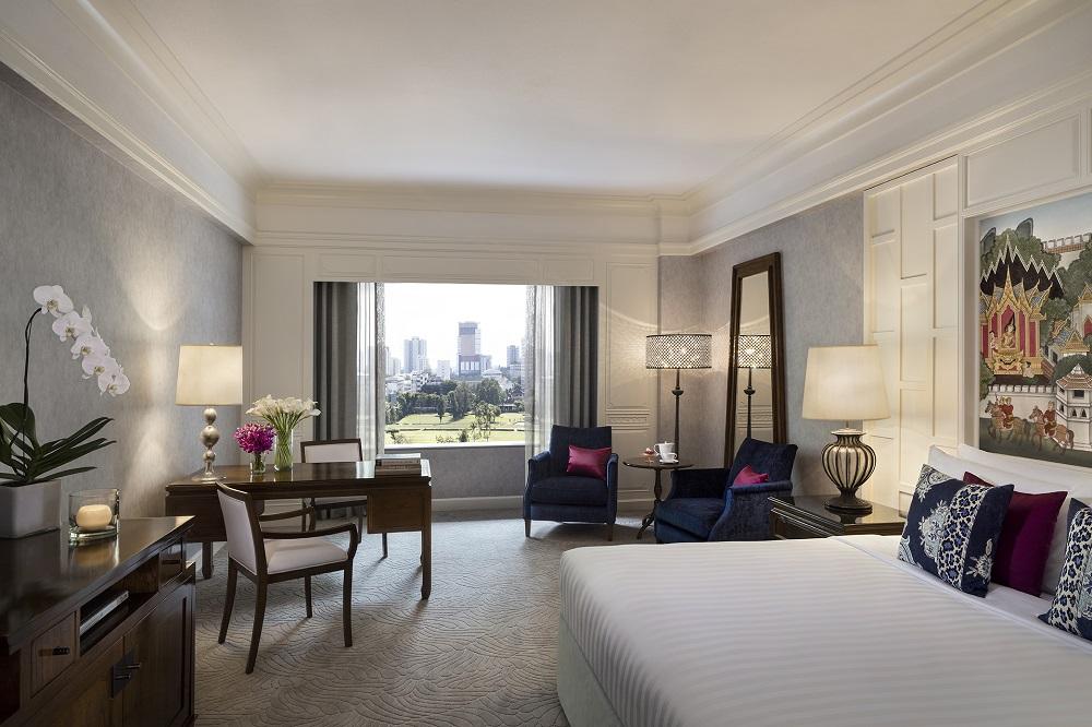 Anantara Siam Bangkok Hotel - Deluxe View Room