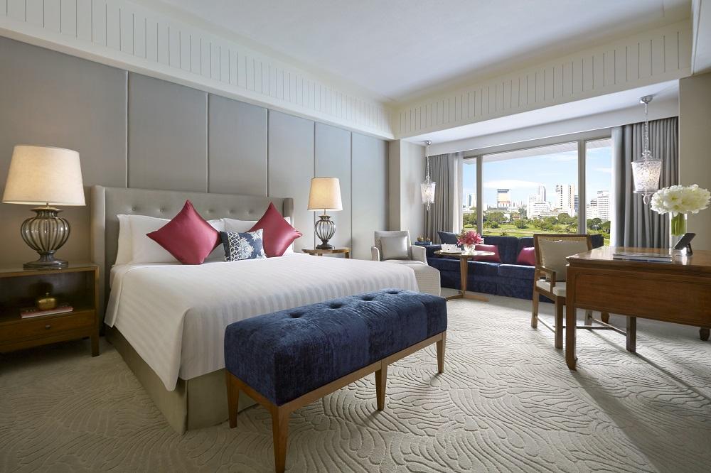 Anantara Siam Bangkok Hotel - Premier View Room