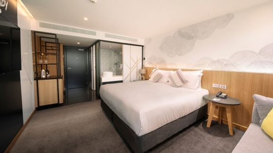 New Hotel M Social Auckland Zealand