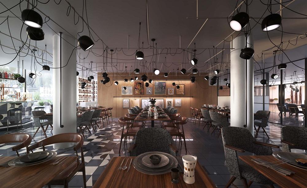 Bankside - a new design-led hotel for London