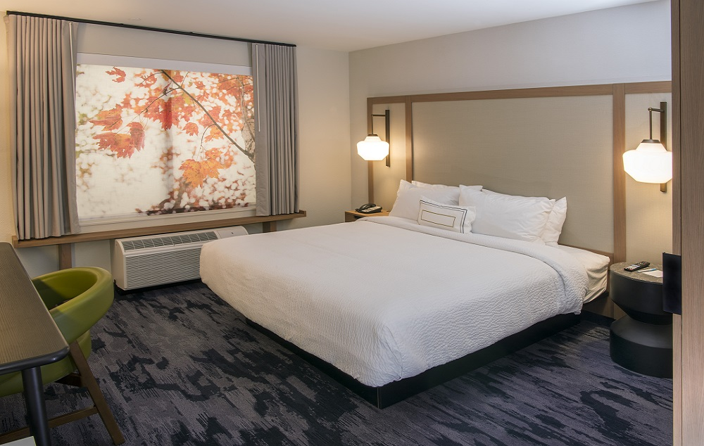 Fairfield by Marriott, Marriott International's second largest brand, is celebrating its 30th anniversary year by honouring the brand's heritage