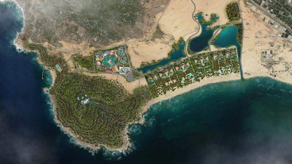 Mui Dinh eco-resort Vietnam