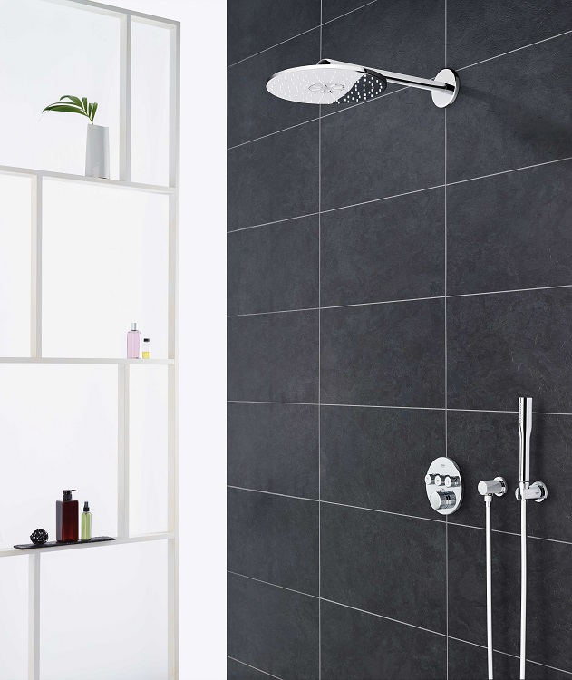 GROHE SmartControl Concealed with Smartbox
