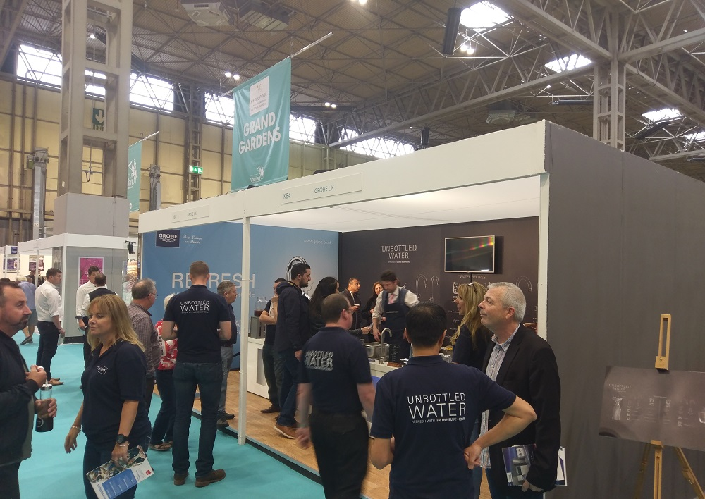 GROHE at Grand Designs Live