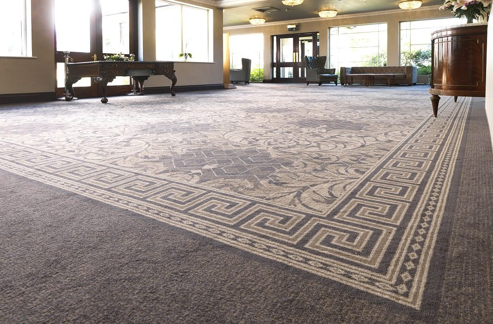 Project Spotlight Wilton Carpets At Hardwick Hall Hotel Designs