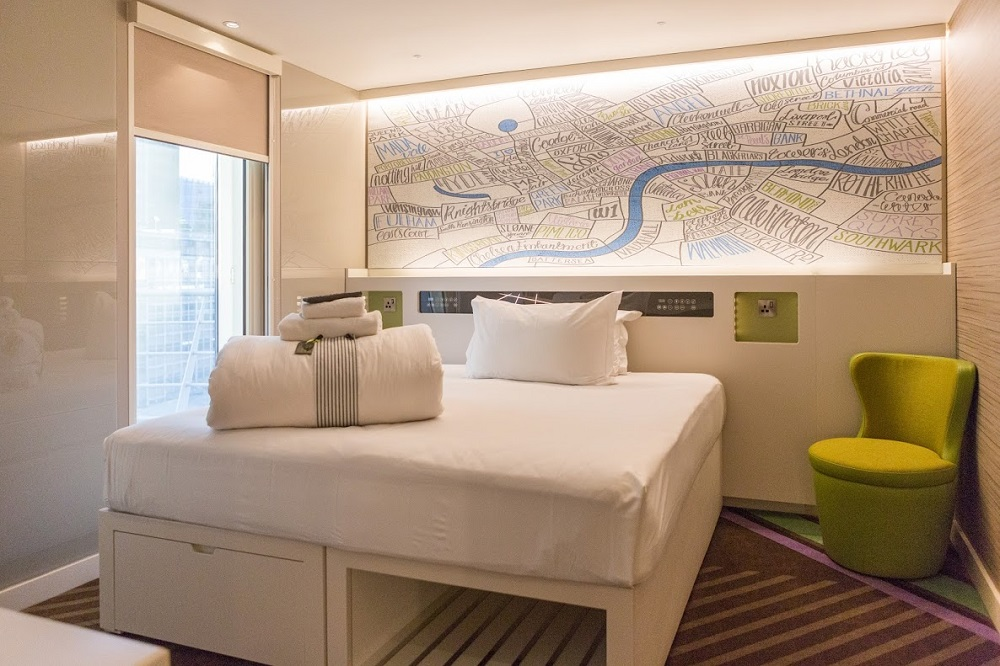 Hub By Premier Inn Westminster Hotel Designs
