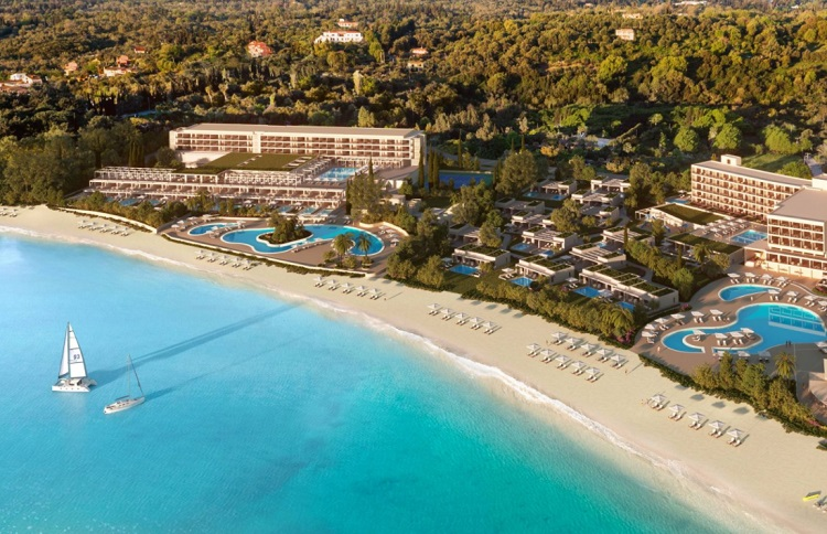 Ikos Resorts has announced that it is adding a third property to its portfolio with the launch of Ikos Dassia, Corfu, opening in May 2018