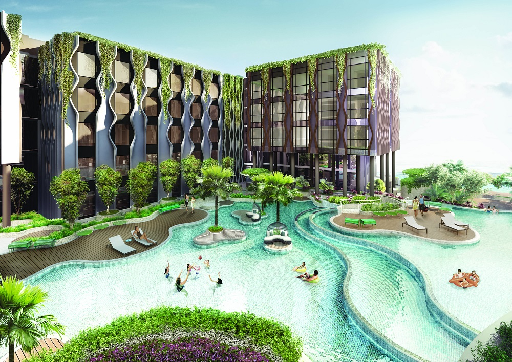 Far East Hospitality to open three new hotels in Sentosa, Singapore
