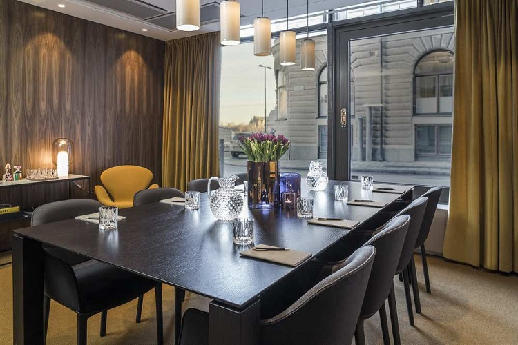 The Radisson Blu Strand Hotel, Stockholm, originally launched in 1912 for the Olympics, is undergoing a significant refurbishment, transforming it into Stockholm's leading lifestyle hotel