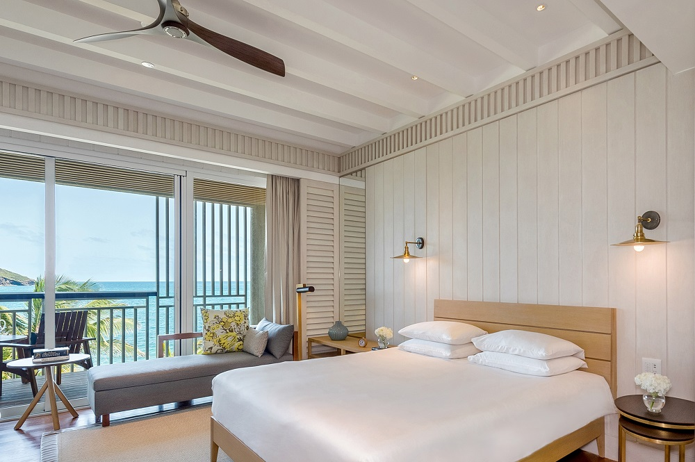 Hyatt Hotels Corporation has announced the opening of the first Park Hyatt hotel in the Caribbean - Park Hyatt St. Kitts Christophe Harbour