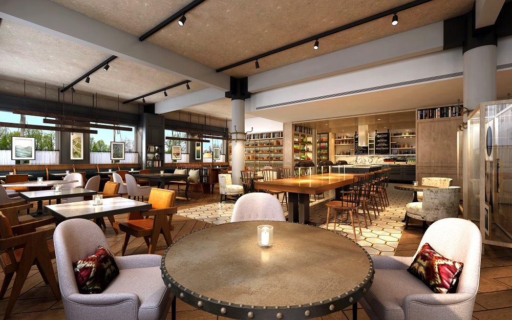 Design led movenpick to open in the hague hotel designs for Design strategy firms nyc
