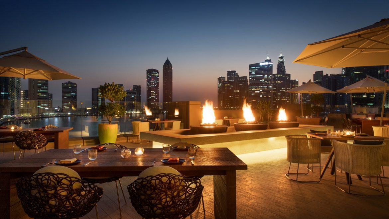 Renaissance hotels opens doors in dubai hotel designs for Hotel in dubai design district