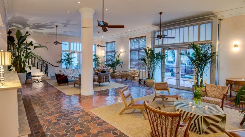 Clinton Hotel And Spa Miami Florida