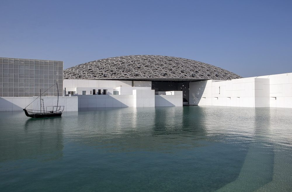 Duravit at the Louvre Abu Dhabi
